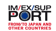 IMPORT EXPORT SUPPORT FROM/TO JAPAN AND OTHER COUNTRIES